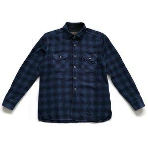 Pendleton Shirt Oliver Button Down Flannel Plaid